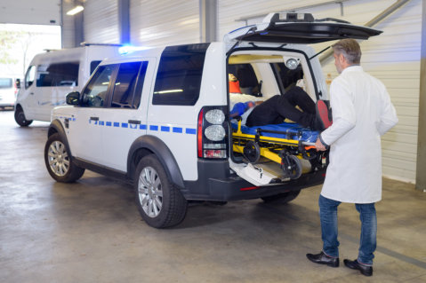 The Finer Points of Non-Emergency Medical Transportation